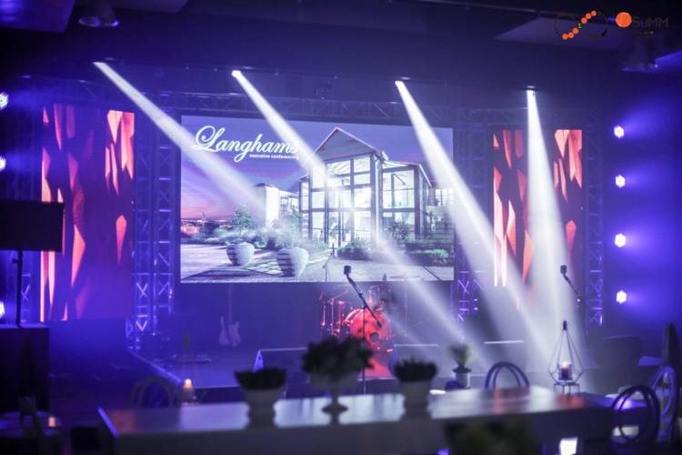 Conferencing venue