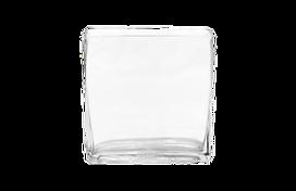 10x10 Square vases for furniture rental