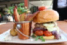 Burger at Carmella's.JPG