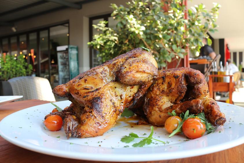 Roast Chicken at Carmella's.JPG