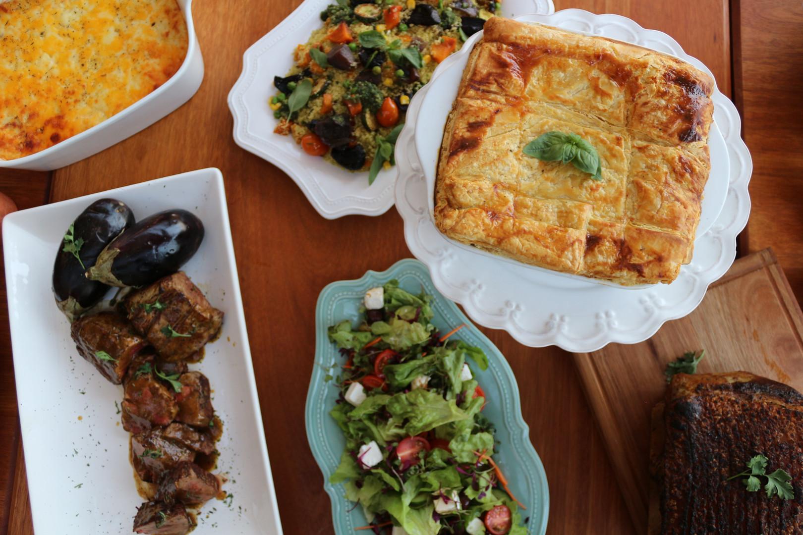 Food platter 4 at Carmella's.JPG