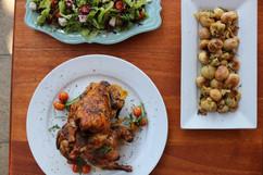 Food platter 2 at Carmella's.JPG