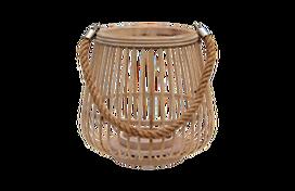 Wooden lantern for rental