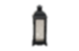black and cream lanterns for furniture rental