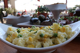 Potato salad at Carmella's.JPG