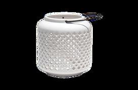 White lantern for rental