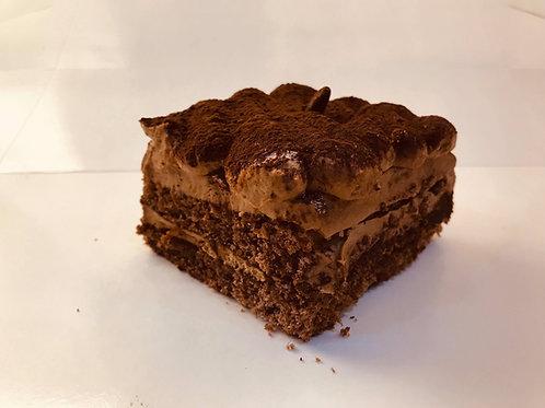Gluten Free Tiramisu slice