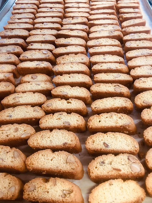 Almond & Honey Cantucci