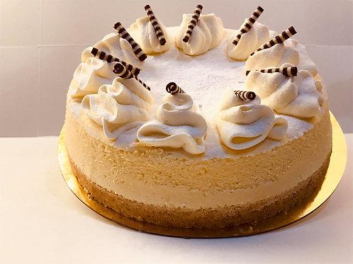 Ricotta Cheesecake 8 inch