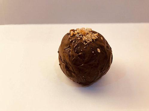 Choc Hazelnut Balls
