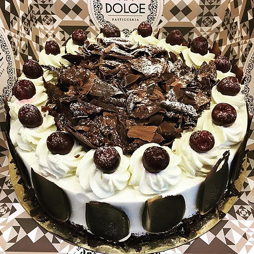 Black Forest Cake 8 inch