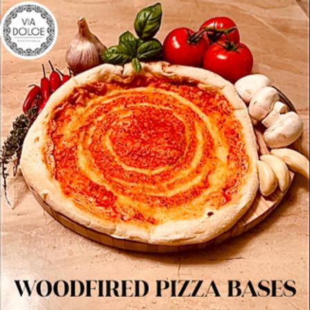 Woodfired Pizza base