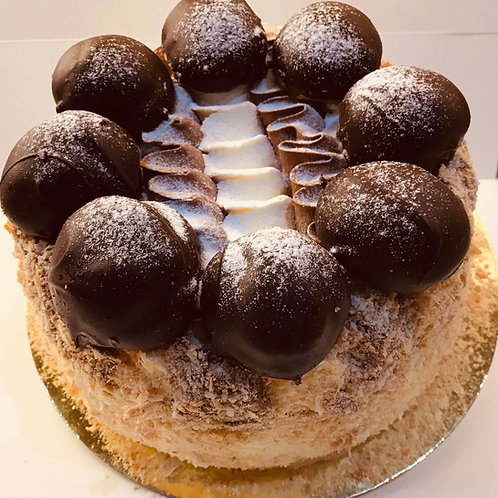 St Honore Cake 10 inch