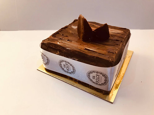 Mini Mars Bar Cheesecake