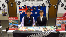 Kansai University International Exchange Fair