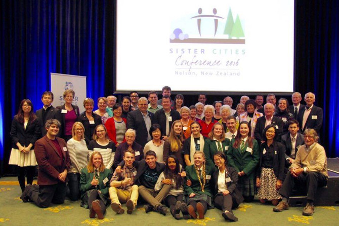 Sister Cities New Zealand Conference