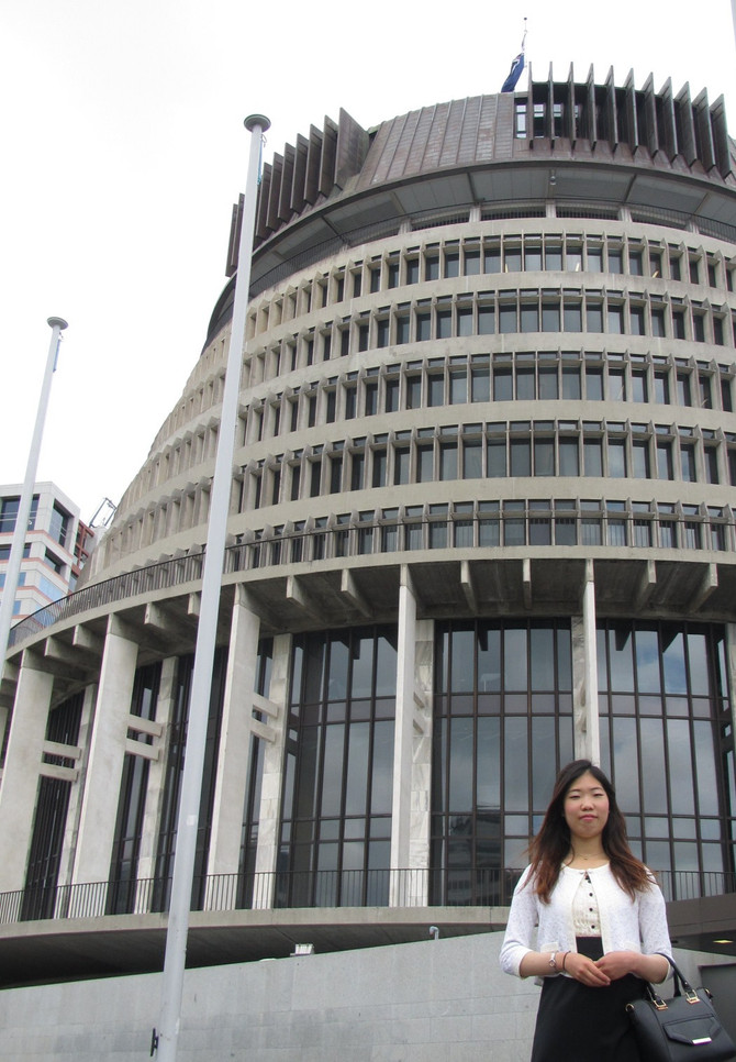 My Work Experience at NZ Parliament
