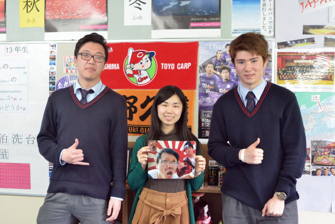 New Zealand Students' Interviews for the Hutt City Mayoral Delegation's trip to Japan - 1