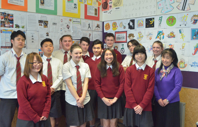 New Zealand Students' Interviews for the Hutt City Mayoral Delegation's trip to Japan - 2