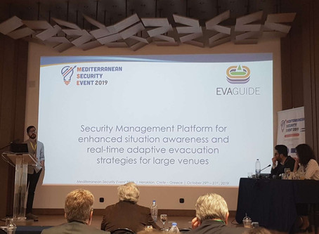 MSE2019 - EVAGUIDE was there!