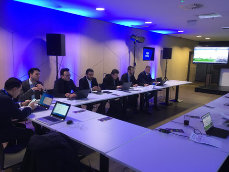 1st Advisory Board meeting