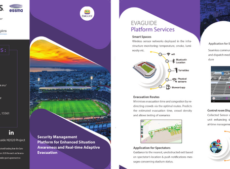 New EVAGUIDE brochure ready for the ESSMA Summit 2020