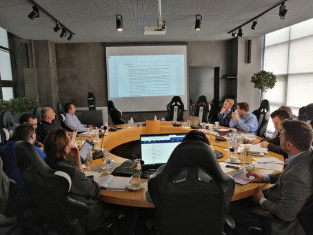 1st Plenary Meeting - Toumba stadium