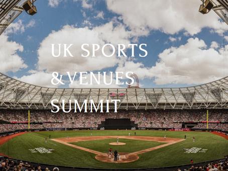 MEI UK sports & Venues Summit participation