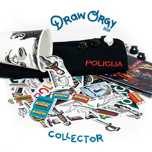 COLLECTOR BOX