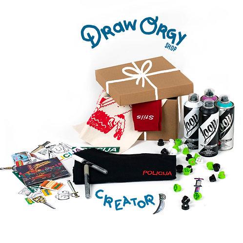 CREATOR BOX