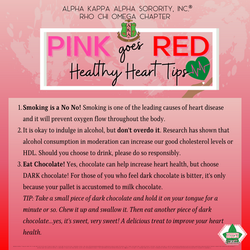 Pink Goes Red IG Flyer