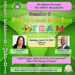 HBCU Roundtable Series 2 Flyer FINAL