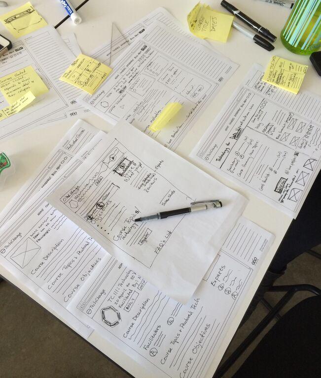 Brainstorming Ideas!