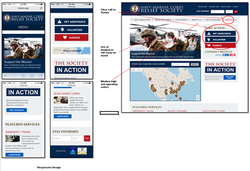 Competitive Analysis Screenshots