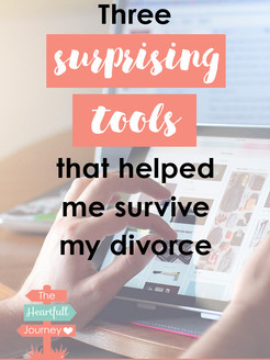 Use These 3 Surprising Tools To Help You Survive Your Divorce