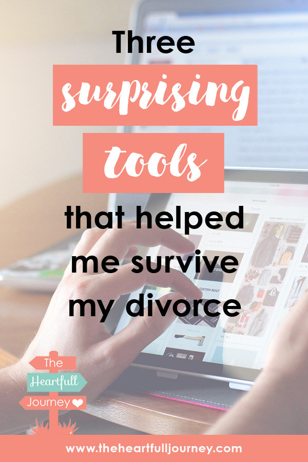 Use these 3 surprising tools to help you survive divorce