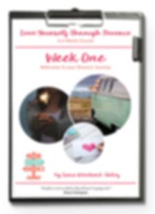 Love Yourself Through Divorce. An ecourse that helps women survive divorce.