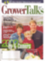 Grower Talks cover