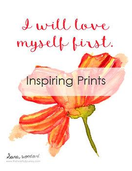 Inspirin prints to help moms survive divorce