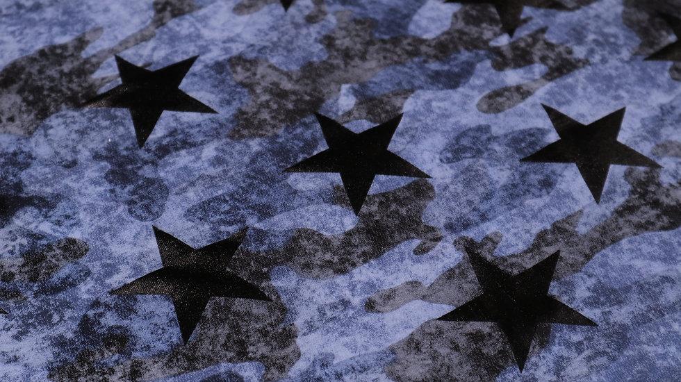 Army star blue