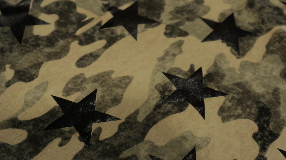 Army Stars Green