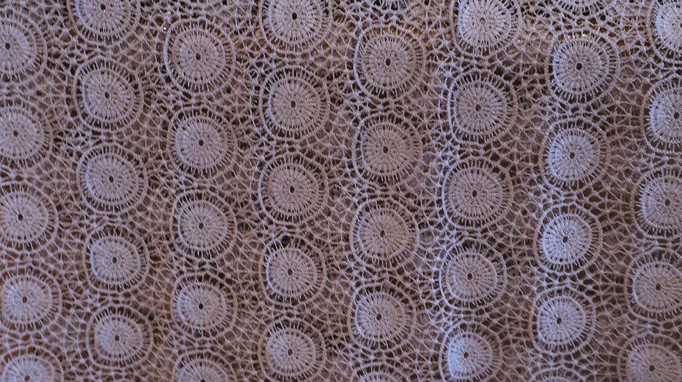 Circle lace