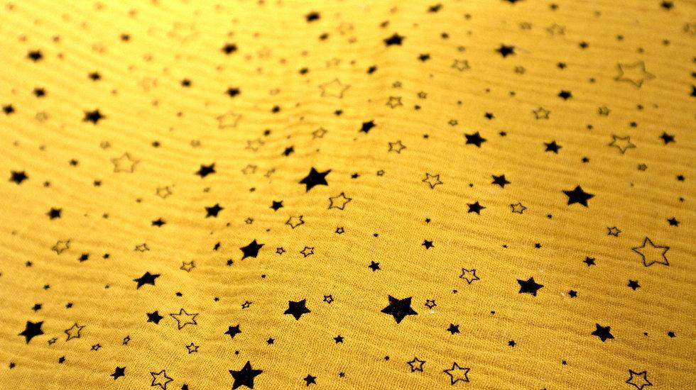 Oker sterren Hydrofiel