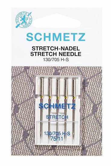 Schmetz 75/11 stretch