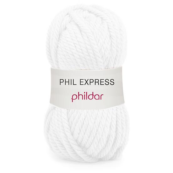0010 Blanc | Phil Express