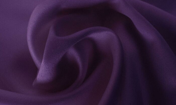 Dull satin stretch voering