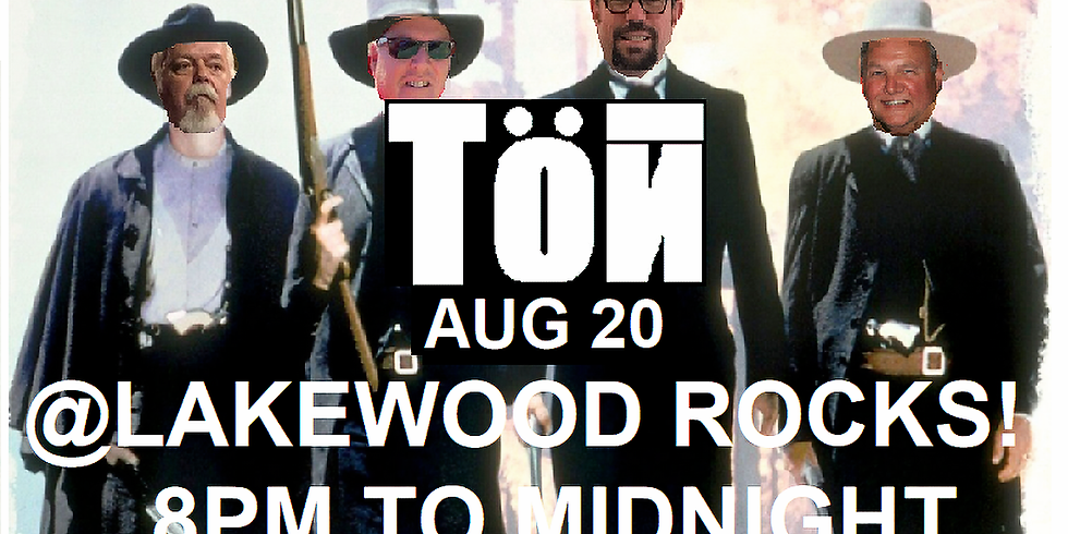 ToN at Lakewood Rocks!