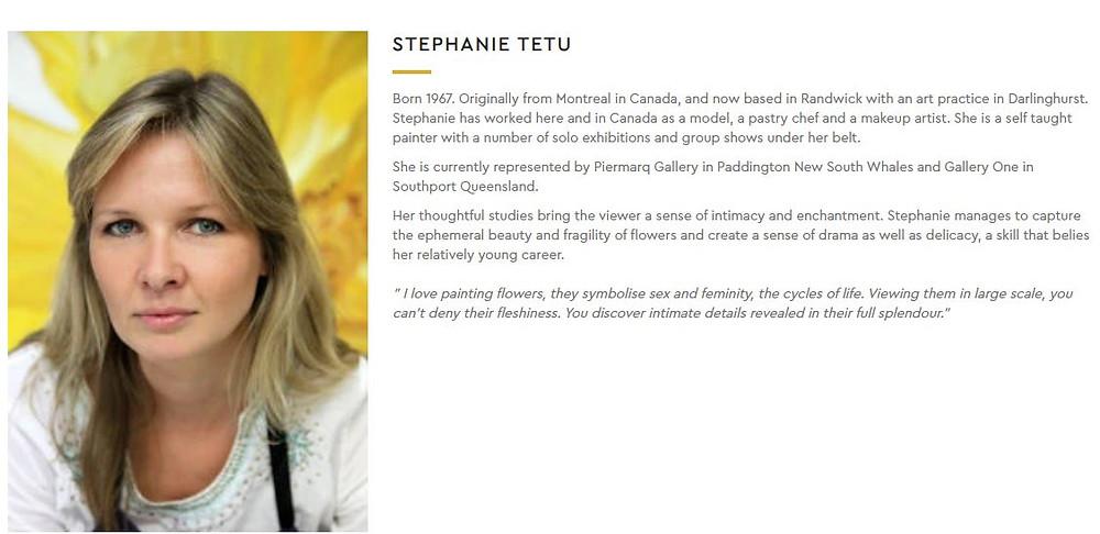 Stephanie Tetu