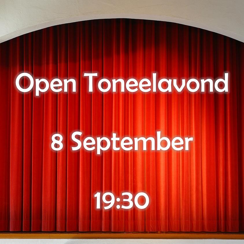 Open Toneelavond // Open Theatre Night