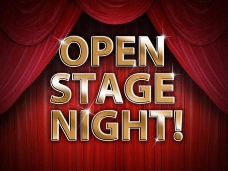 Open podium // Open stage